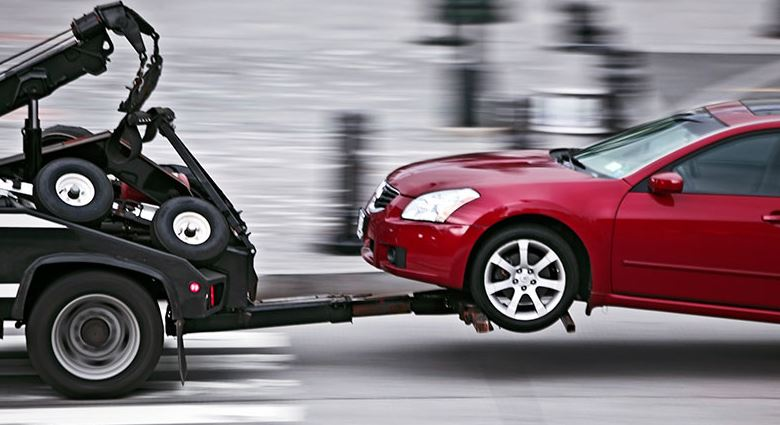 Towing Services - Wheel Lift